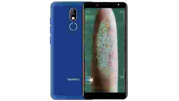 Tambo TA-40 Android Oreo (Go edition) launched in India for Rs. 5999