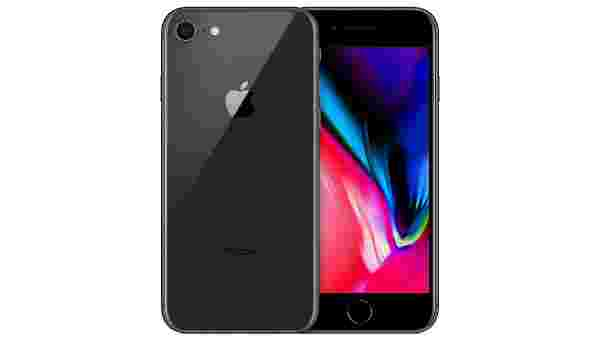 Apple iPhone 8 (After Discount: Rs 59,990 MRP: Rs 64,000)