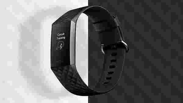 Fitbit Charge 3 fitness tracker launched in India starting at Rs. 13990