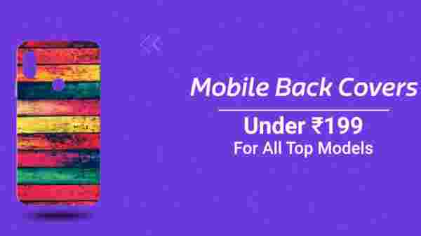 Mobile covers under Rs. 199