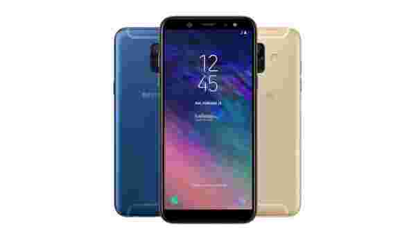 Samsung Galaxy A6 Plus 2019