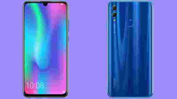 Honor 10 Lite 6GB RAM