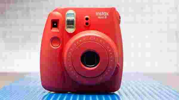 Fujifilm Insta Mini 8 Instant Film Camera