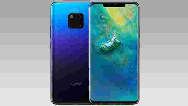 Huawei Mate 20 Pro At Rs 49,990