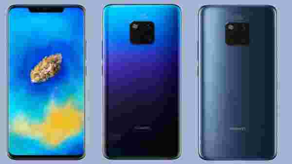 Huawei Mate 20 Pro (EMI starts at Rs 2,824 per month)