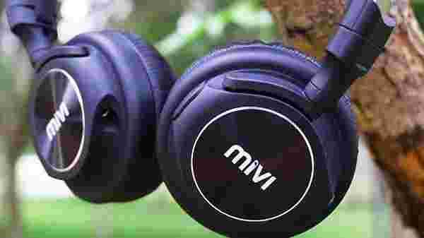Mivi Saxo Wireless Bluetooth Earphones