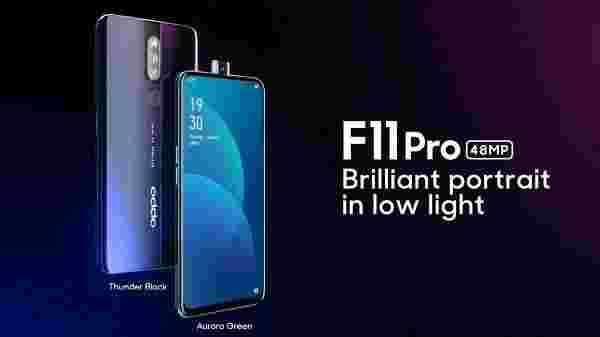 Special Offer on Oppo F11 Pro