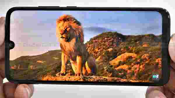 Display: 6.3 inches Full HD+ LTPS in-cell Screen is crisp and vivid