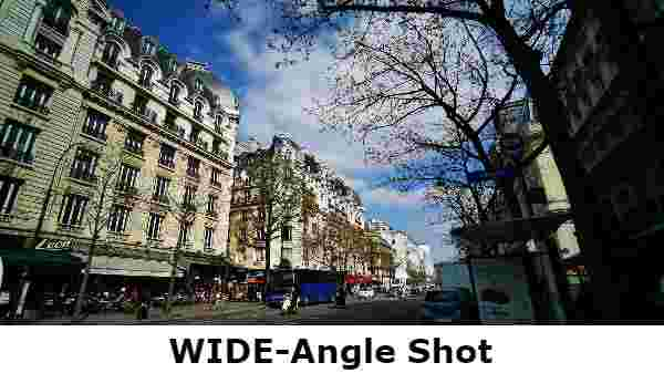Wide-angle Camera Performance