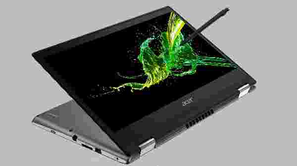 Acer Spin 3 2-in-1 notebooks