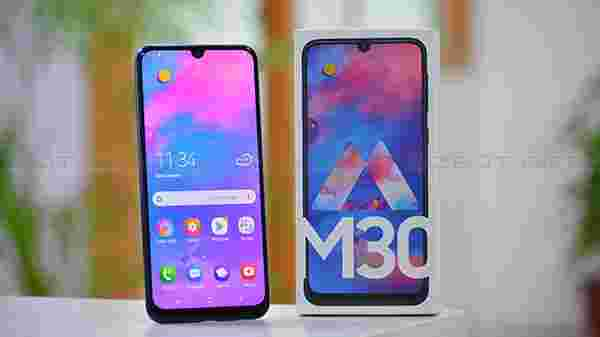 Samsung Galaxy M30 (EMI starts at Rs 800. No Cost EMI available)