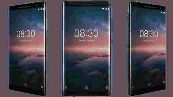 Nokia 8 Sirocco (Android 10 roll out in Q1 2020)
