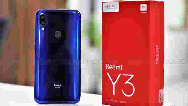 Xiaomi Redmi Y3 (EMI starts at Rs 565. No Cost EMI available)