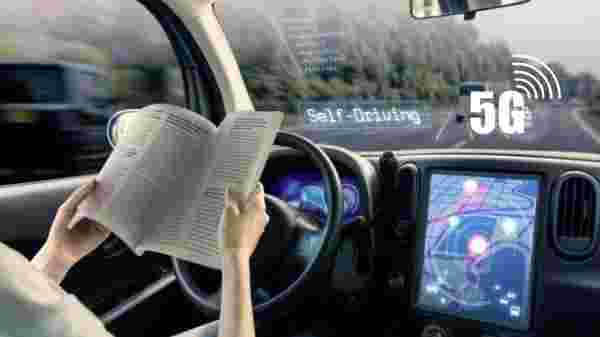 5G can enhance Self-driven vehicles' space