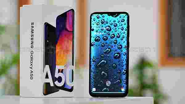 Galaxy A50's One UI feels much more refined