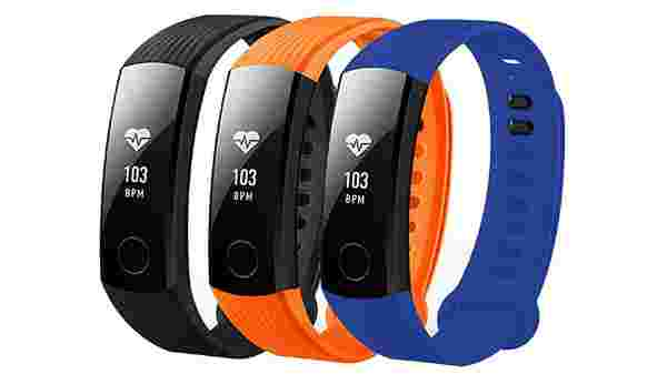 Honor Band 3 (MRP: Rs 1,599)