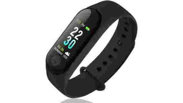 Mezire M3 Fitness Wrist Band (MRP: Rs 499)