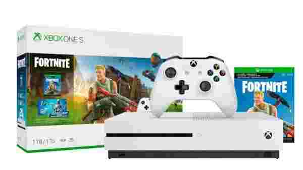 Microsoft Xbox One S 1TB for Rs. 19,990