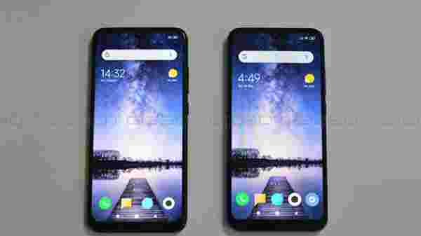 Redmi Y3's HD+ Screen Vs. Redmi Note 7/ 7 Pro's Full HD+ display