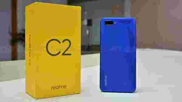 14% Off On Realme C2