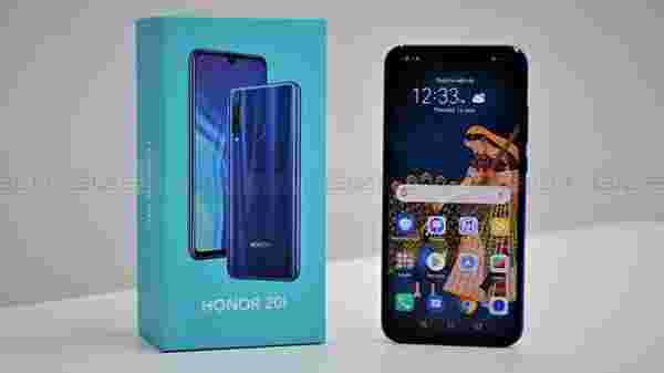 24% Off On Honor 20i