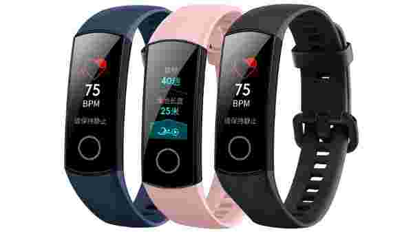 Honor Band 4 (MRP: Rs 2,599)