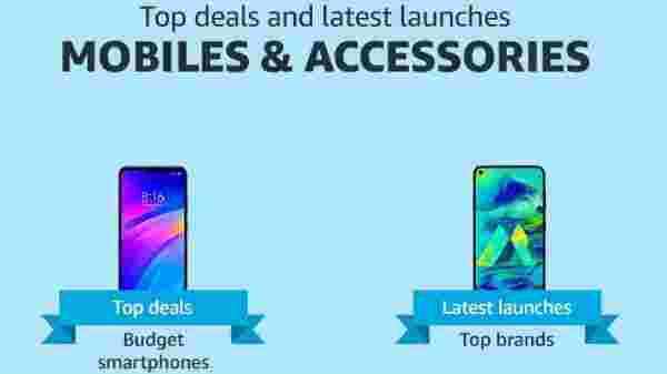 Offers on Mobiles and Accessories
