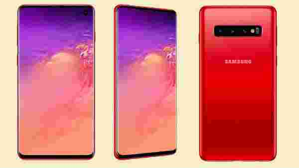 Samsung Galaxy S10e (MRP: Rs 55,900, After Discounts Rs 50,900)