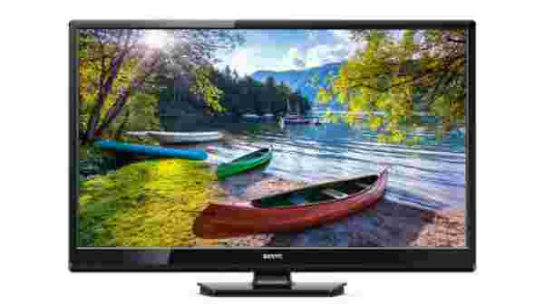 Sanyo 32-inch HD and 43-inch Full HD Nebula series
