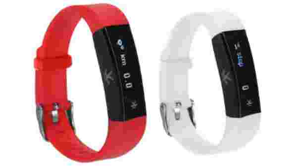 WROGN Fitness Smart Band (MRP: Rs 848)