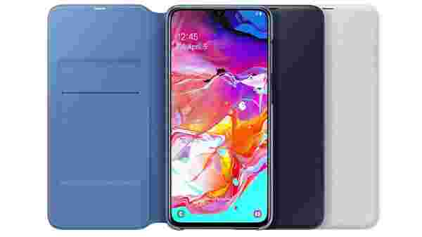 Galaxy A70 Wallet Cover