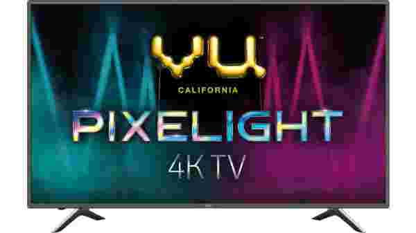17% off on Vu Pixelight Ultra HD (4K)