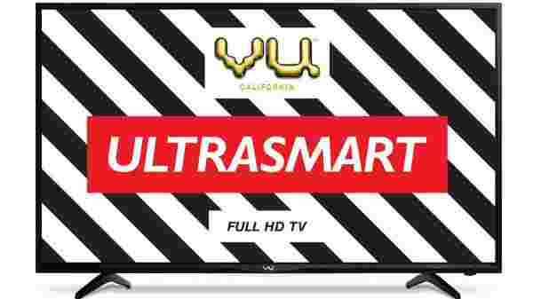 6% off on Vu Ultra Smart 123cm (49 inch) Full HD LED Smart TV