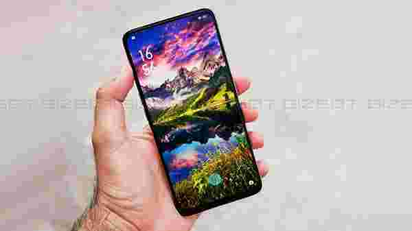 "6.53"" No-Notch AMOLED Display"