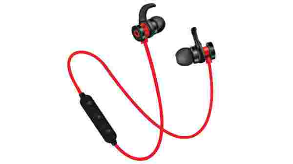 Akai Harmony Sports Bluetooth Wireless Earphone with Immersive Stereo Sound and Hands Free Mic