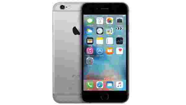 Apple iPhone 6s (No cost EMI Rs 828/month)