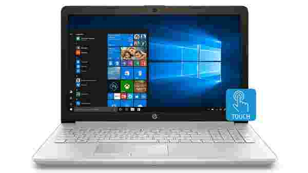 HP 15 Core i3 7th gen 15.6-inch Laptop (EMI starts at Rs 1,379 per month)