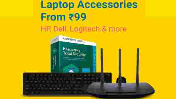 Laptops Accessories from Rs 99