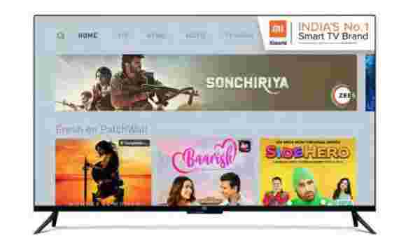 12% off on Mi LED Smart TV 4 Pro 138.8 cm (55)