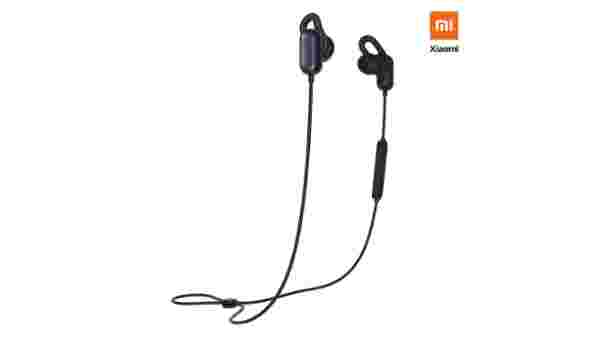 17% off on Mi Sports Bluetooth Earphones Basic (Black)