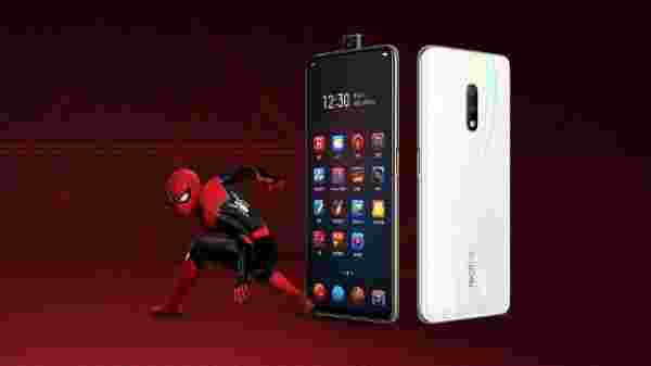 Realme X Spider Man Edition