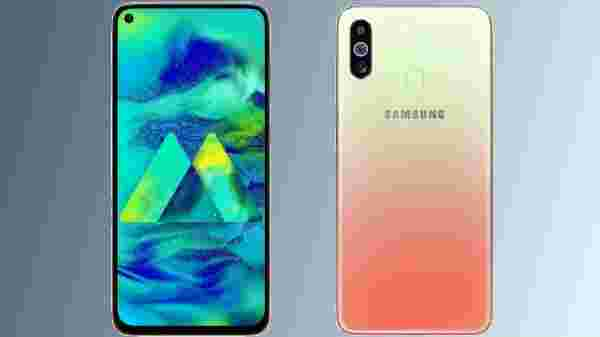 Samsung Galaxy M40 (Get FLAT 5% instant cashback using HDFC Credit Cards.)