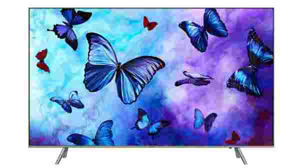 Samsung 163cm (65 inch) Q6F 4K Smart QLED TV (MRP: Rs 16,99,990, Discount Price Rs 13,99,900)