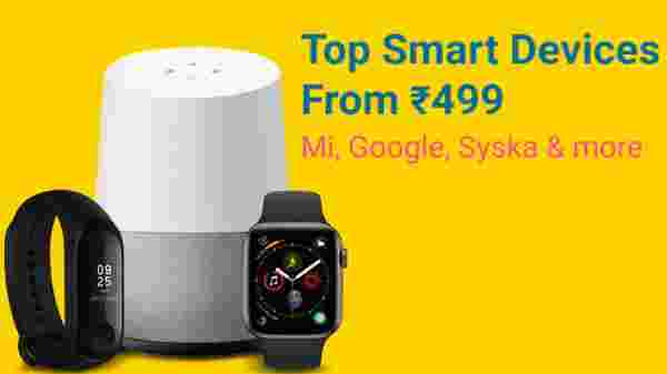 Top Smart Devices from Rs 499