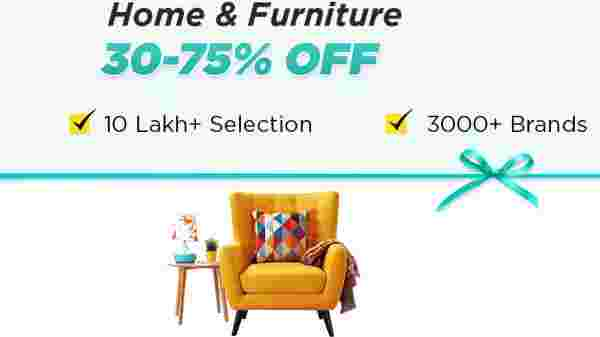 Upto 30% to 75% off on Home Furnitures