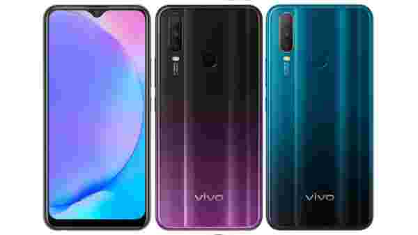 Vivo Y17 (EMI starts at Rs 753. No Cost EMI)
