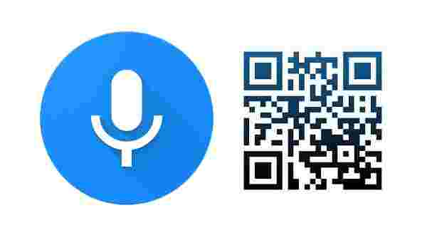 Voice Search/ QR Scanner