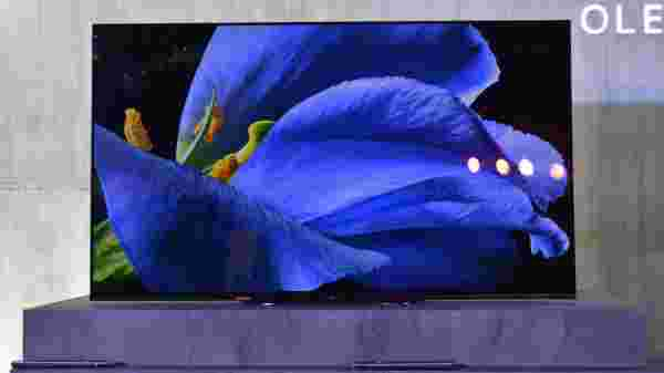 Sony A9G 65-Inch 4K OLED TV:  Audio And Software