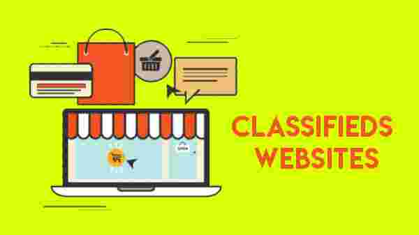 Classifieds websites: