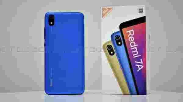 11% Off On Redmi 7A